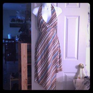 Asymmetrical party dress